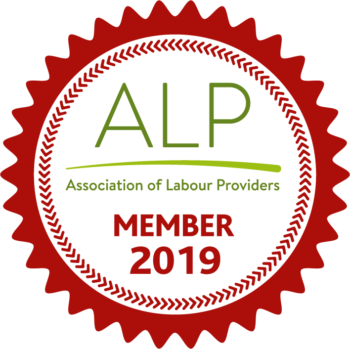 Association of Labour Providers Member 2019